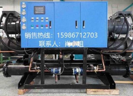 螺杆式制冷机组(BCY-100WS  100HP)