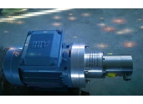 施爾金格精密齒輪計量泵