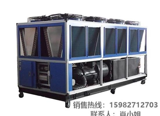 风冷螺杆式冷水机(BCY-40AS  40HP)