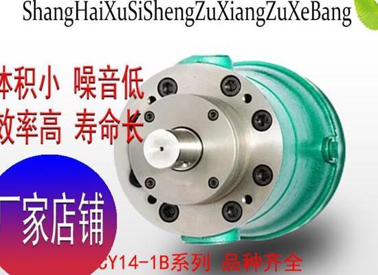 上海旭思盛柱塞泵 10MCY14-1B軸向柱塞泵 高壓油泵