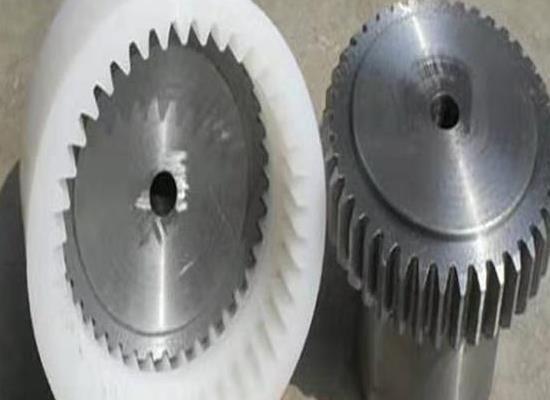NL型尼龍內齒圈鼓形齒式聯軸器
