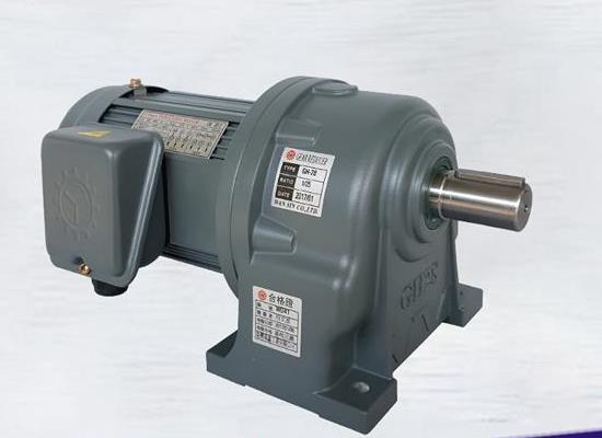 貼標機用齒輪減速機減速馬達廠家定制GH28-200-100S