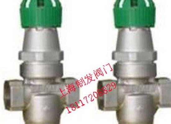供应上海制发牌减压阀Y14H-16P波纹管式