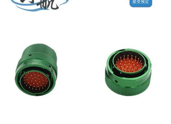 圓形電連接器Y50EX_防水密封_泰興創航_廠家直銷