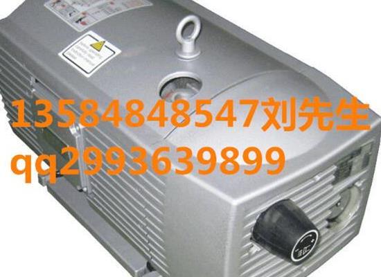 VE40-4/VE1.40真空泵台湾欧乐霸/EUROVAC