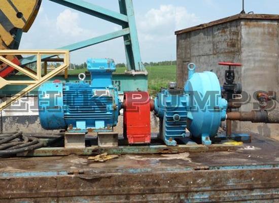RFM系列礦用旋噴泵