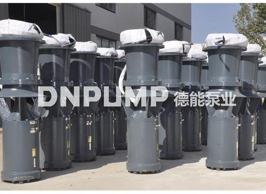 排洪澇大功率潛水軸流泵