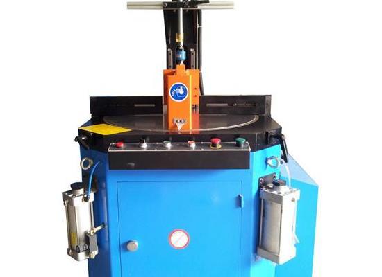 廣東切鋁機 鋁型材45度切割機 供應鋁合金角度切割機