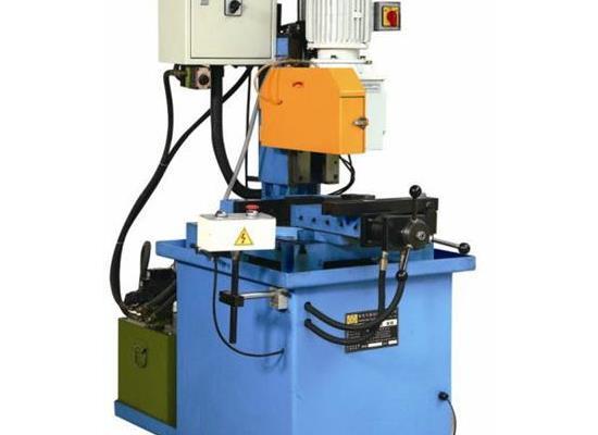 無縫鋼管切割機 割管機 裁管機 鋸床工廠