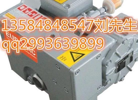 R1.016/R1-016台湾欧乐霸/EUROVAC真空泵