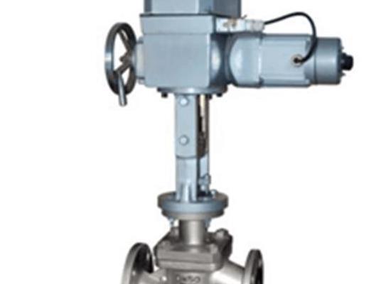 ZAZPF46-10W型電動襯氟波紋管調節閥