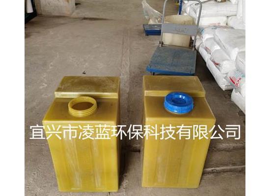 厂家直销设备水箱KC-100L方形加药桶 食品级PE材质药箱