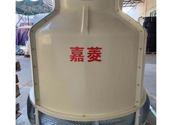 東莞冷卻塔廠家,標準型80T冷卻塔直供流量62.4立方/時