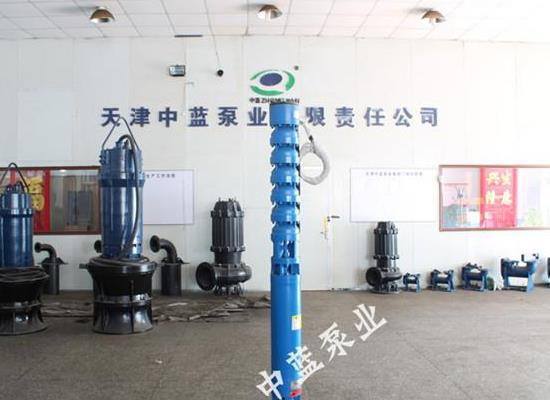 高扬程深井泵