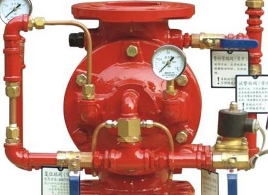 ZSFM型隔膜式雨淋报警阀(ZSFM)