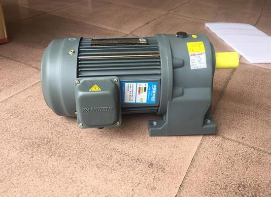 萬鑫工廠直銷GH32-1500-20SB臥式剎車減速電機