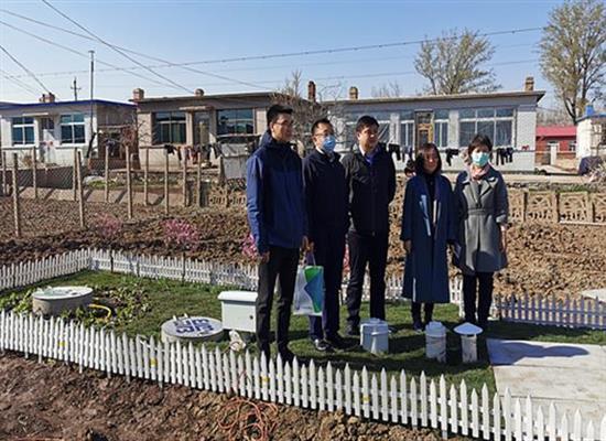 """辽宁:""""庭院式小微型农村污水治理技术及装备""""正式进入产业化推广阶段"""