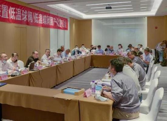 天津祥嘉流体控制系统有限公司天然气液化装置国产化低温阀门通过