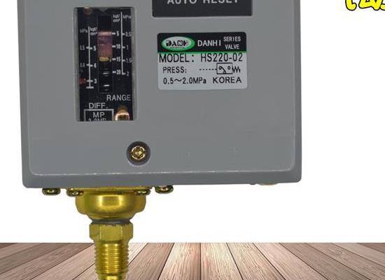 韓國DANHI丹海HS220-02液壓氣壓壓力開關HS220