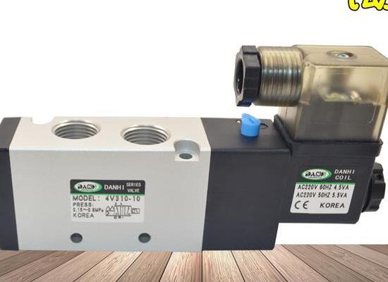 4V310-10气动电磁阀亚德客克AIRTAC气动电磁换向阀