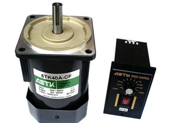 現貨正品ASTK電機5TK40A-CF,TK-62力矩控制器