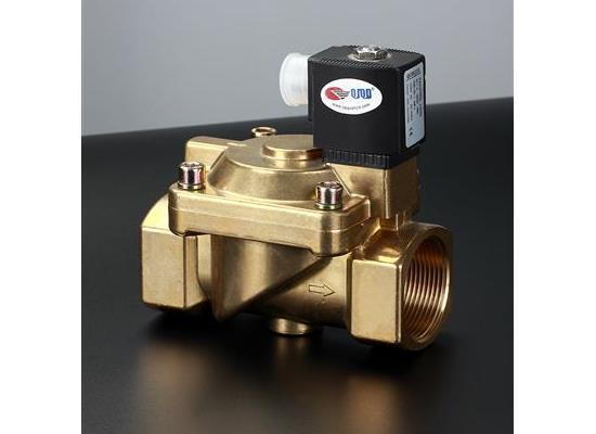 供應水處理設備1寸黃銅電磁閥