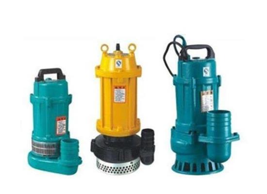 QDX、QD小型潜水泵 高扬程潜污泵 电动污水泵