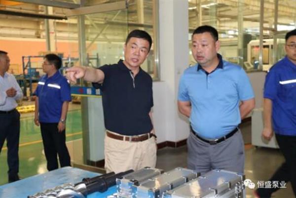 河北恒盛泵业与合作伙伴签署战略合作框架协议 共同促进中国造船走向世界