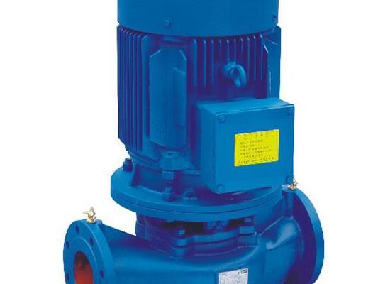 KDL高效节能单级立式管道泵