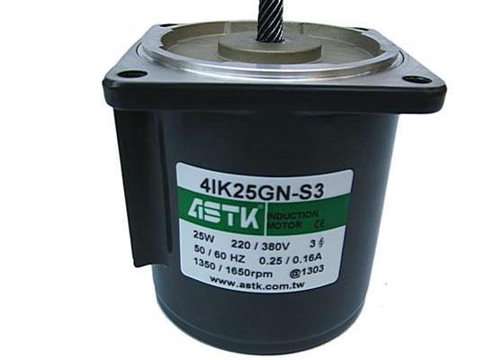 4IK25GN-S3,4GN150K三相小型电机减速机海鑫