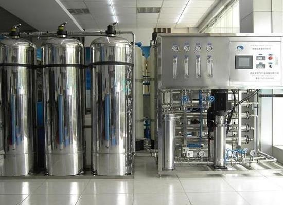 小型反渗透净化水设备