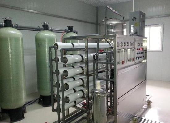 纯净水厂SC认证全套设备