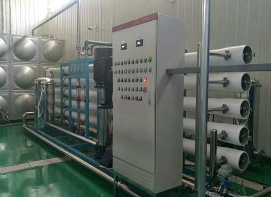 桶装纯净水厂净化设备