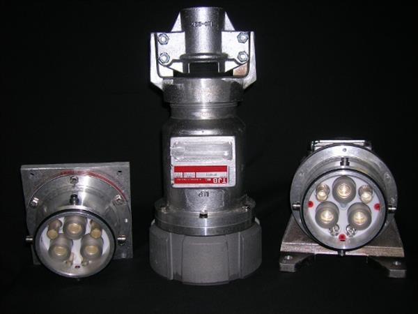 TJB高压连接耦合器TJB插座SFG-CT
