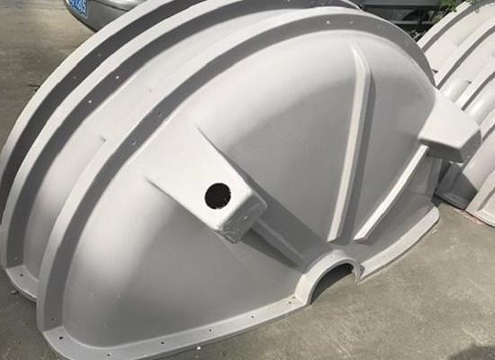 逆流式60T80T100T150T圆形玻璃钢冷却塔工业冷却塔