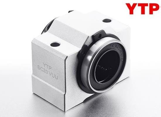 YTP直線軸承|YTP滑塊SC20UU|氧化鋁外殼精品軸承