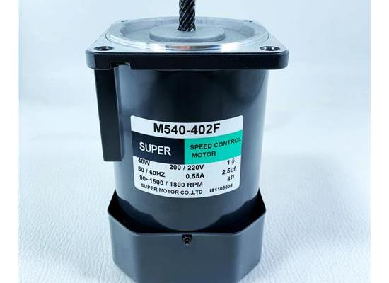 M540-402F电机马达SUPER品牌