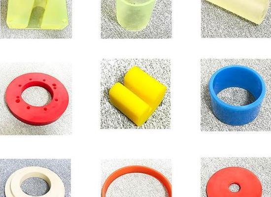 聚氨酯轴承包胶,轴承包耐磨聚氨酯,PU轴承包胶定制生产厂家江