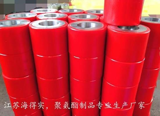 膠輪聚氨酯包膠,叉車輪聚氨酯PU包膠,行走輪驅動輪聚氨酯包膠