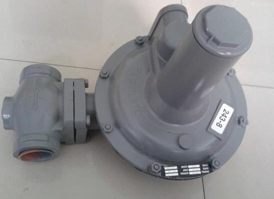 供应SENSUS 243系列燃气调压器/243-12减压阀