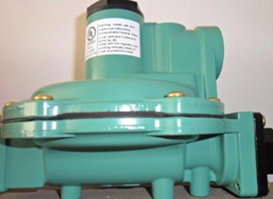 fisher R622-DFF液化气二级调压阀