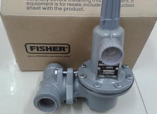 fisher费希尔627-1217855燃气一级减压阀
