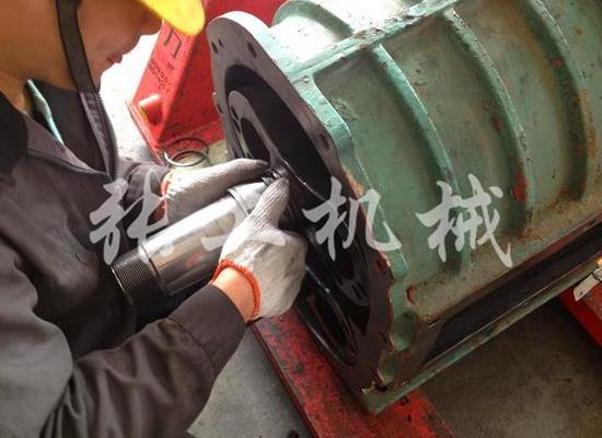 台湾三锦罗茨真空泵维修