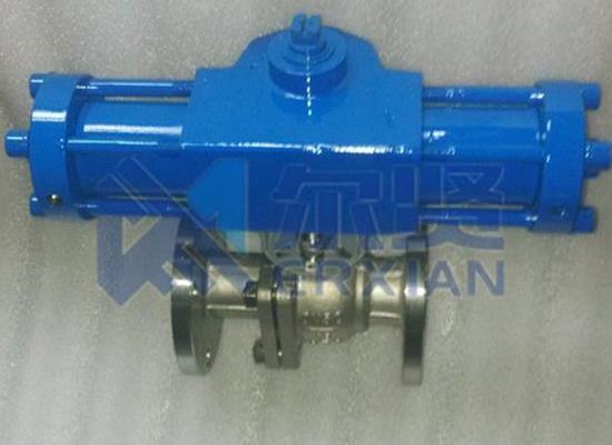 Q741F-16P液動球閥