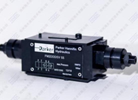 派克FM2DDDSV 叠加式单向节流阀PARKER液压单向阀