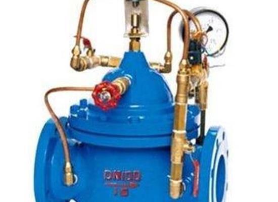 700X-16c  DN125水泵控制阀
