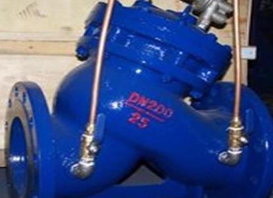 YX741X-16c DN100可调式减压稳压阀