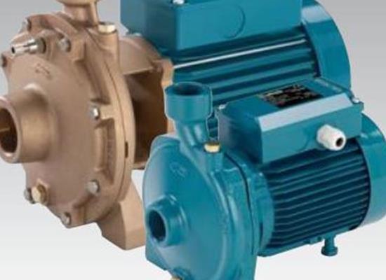 科沛达水泵A65-150B/B带开式叶轮的自吸离心泵