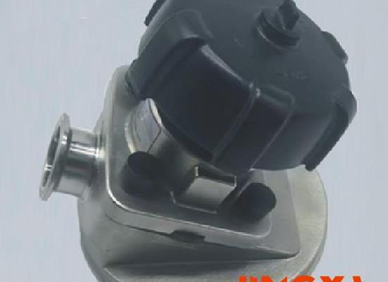 精亞高潔凈GMP醫藥無菌罐底隔膜閥 手動氣動隔膜取樣閥