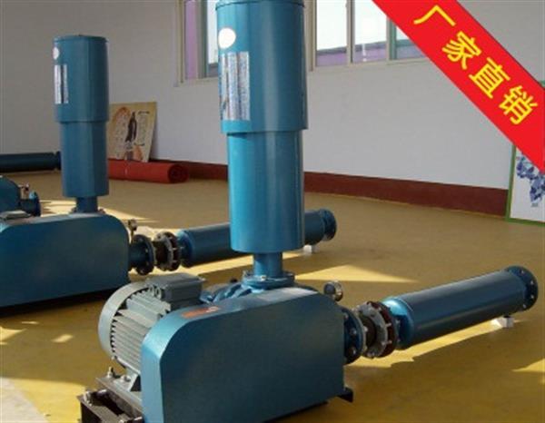现货罗茨鼓风机增氧机水产养殖污水处理 三叶罗茨鼓风机质保一年